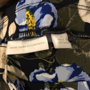 NY&Company floral pants